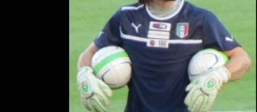 Federico Marchetti, portiere della Lazio