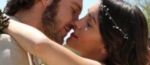 Il segreto anticipazioni matrimonio Pepa
