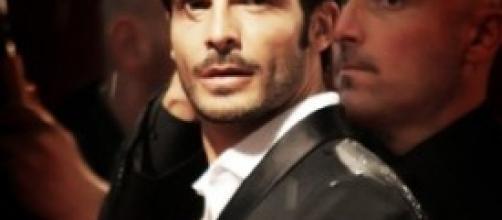 Marco Bocci, attore di Squadra Antimafia