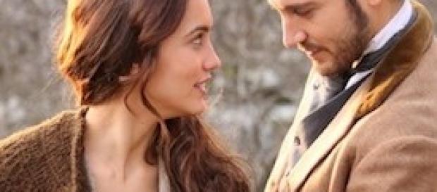 Il segreto, Tristan e Pepa lasciano la soap