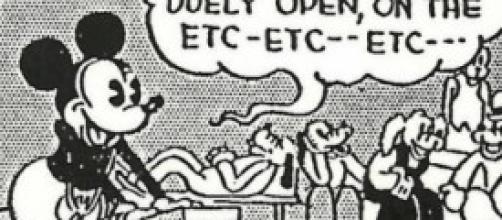 Mickey Mouse Chapter: Topolino fonda una loggia