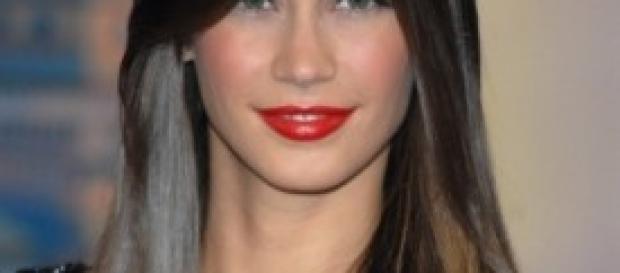 Melissa Satta cambia look di capelli