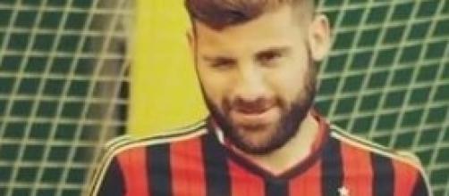 Antonio Nocerino centrocampista Milan