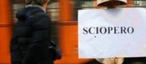 sciopero trasporti pubblici locale 24 gennaio 2014