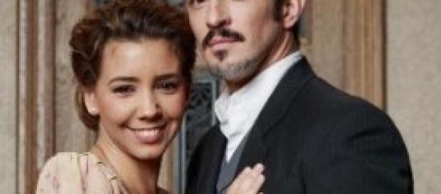 Il segreto anticipazioni, Emilia e Alfonso insieme