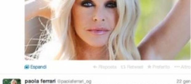 Paola Ferrari vs. Ilary Blasi: E' tutto naturale