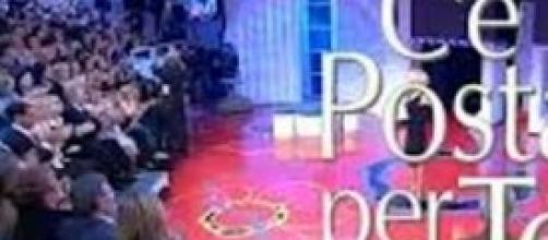 Sabato 25 gennaio: su Canale 5 C'è posta per te