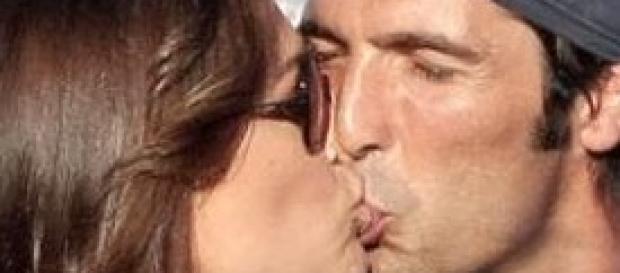 È finita la storia d'amore tra Buffon e Seredova