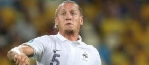 Philippe Mexes ancora in panchina