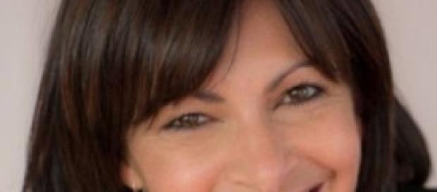 La candidata del PS, Anne Hidalgo