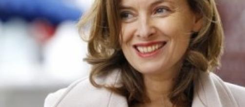 valérie trierweiler mogli di Hollande