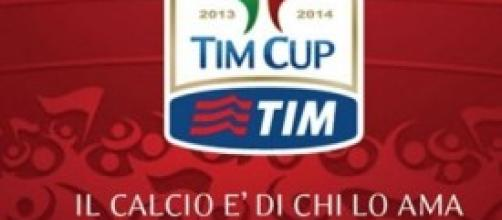 Date semifinali Tim Cup 2014, esito Napoli-Lazio