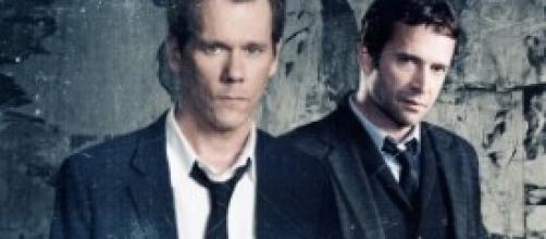 Kevin Bacon e James Purefoy