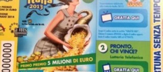 Lotteria Italia 2014, estrazione finale e diretta
