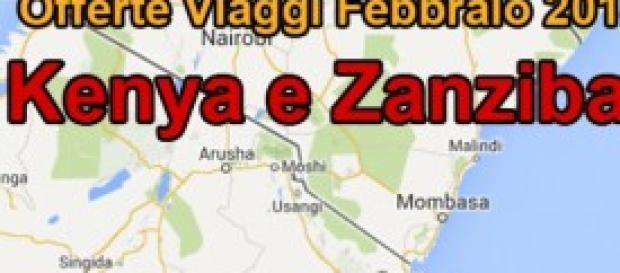 Offerta resort Zanzibar e Kenya Febbraio 2014
