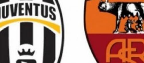 Juve Roma scudetti delle due squadre