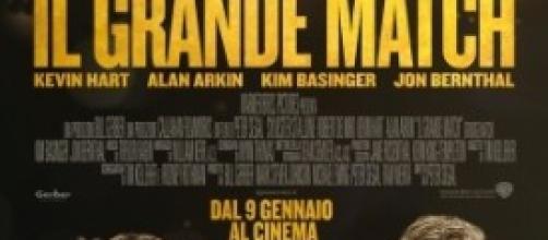 La locandina italiana del film