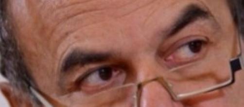 Pierluigi Bersani in ospedale