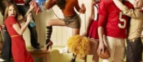 Glee: il telefim finira con la sesta stagione