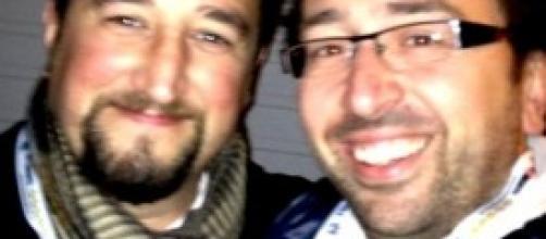 Alfonso Bonafede e Giancarlo Cancellieri del M5S