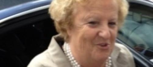 Annamaria Cancellieri, ministro della Giustizia