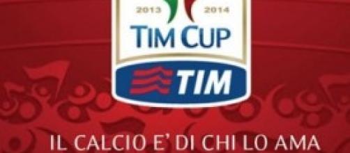Coppa Italia 2014, info Roma-Samp e Udinese-Inter