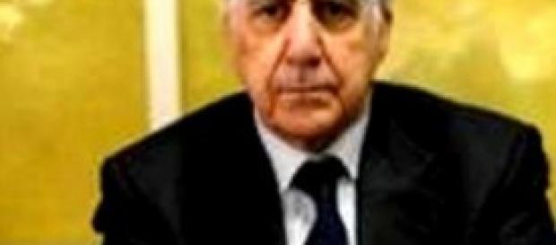 Il capo del Dap Giovanni Tamburino