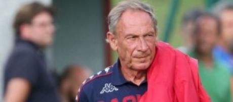 Zeman oggi allenatore del Cagliari