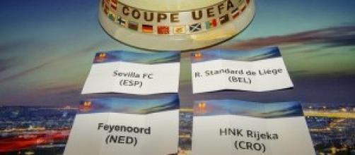 Europa League, le partite del gruppo G