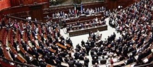 Tetto degli stipendi dipendenti Camera e Senato