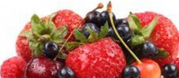 Consumir frutos rojos es bueno para la salud