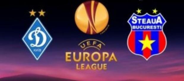 Europa League, Dinamo Kiev–Steaua giovedì 1 ore 19