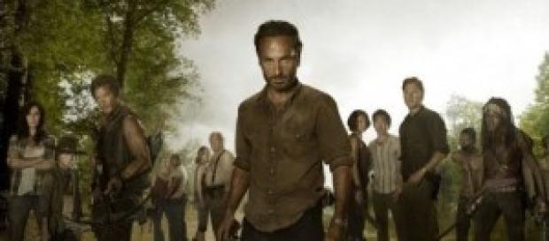 Locandina The Walking Dead.