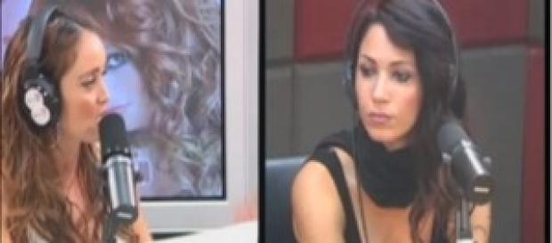 Luce Barucchi piange d'amore per Fabio