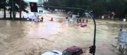 Alluvione a Genova: la città in ginocchio