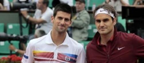 Federer e Djokovic,semifinale annunciata?