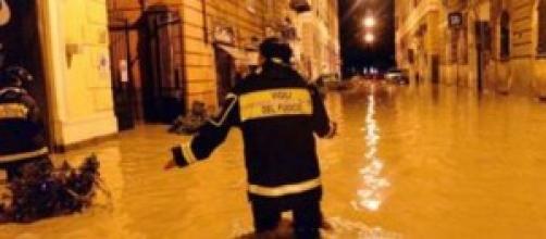 Genova sott'acqua, alluvione 2014