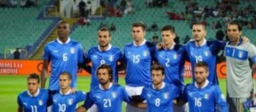 Italia-Azerbaigian: diretta tv oggi 10/10/2014