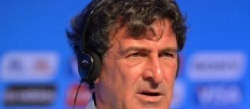 Mario Kempes un ex jugador muy ordenado