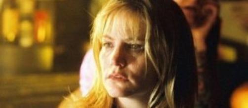 """Una imagen de la actriz en """"En carne viva"""""""