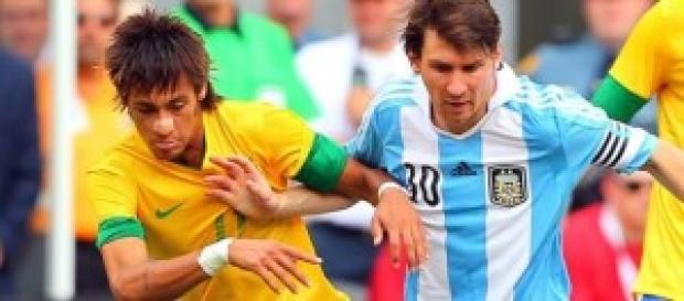 Brasile-Argentina, 11 ottobre ore 14:05