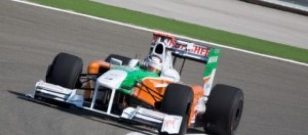 Force India, Adrian Sutil