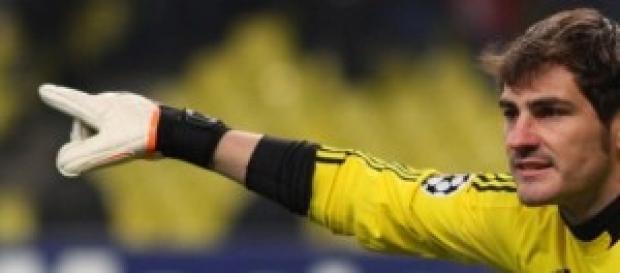 Iker Casillas, ¿portero de la selección?