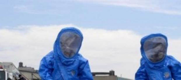 Un posible infectado de ébola estuvo en Argentina.