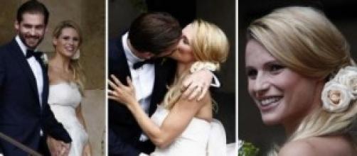 Gossip news: Michelle Hunziker sposa Trussardi.