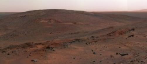 Marte, destino de la misión.