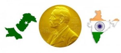 Nobel da Paz aproxima Índia e Paquistão