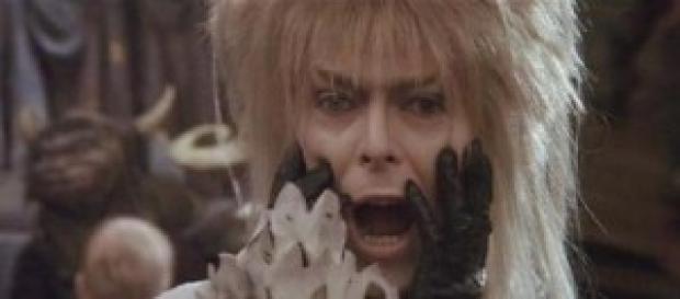 """David Bowie en """"Laberinto"""""""