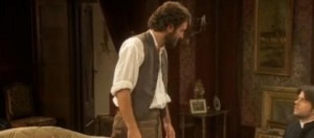 Gonzalo confessa a Tristan di essere Martin