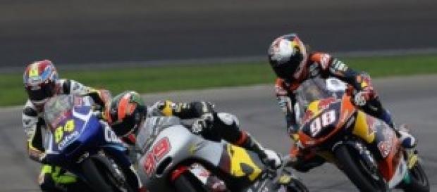 Jorge Navarro, piloto español Moto3